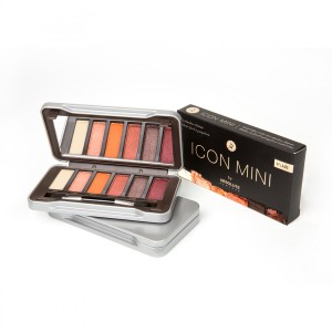 Absolute New York Icon Mini Eyeshadow Palette Aflame