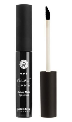 Absolute New York Velvet Lippie Raven AVL24