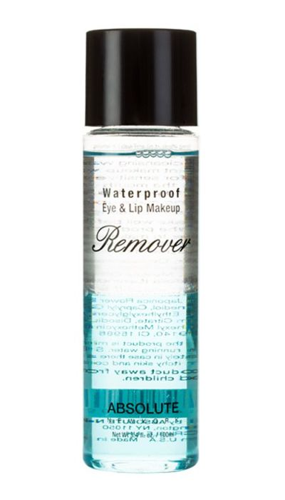 Absolute New York Waterproof Lip & Eye Makeup Remover