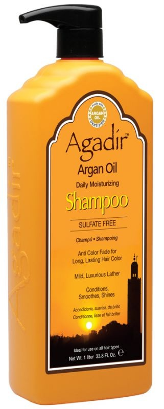 Agadir Argan Oil Daily Moisturizing Shampoo 33.8 oz