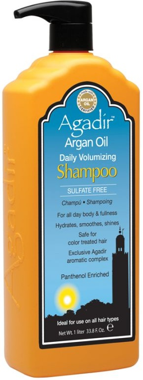 Agadir Argan Oil Daily Volumizing Shampoo 33.8 oz