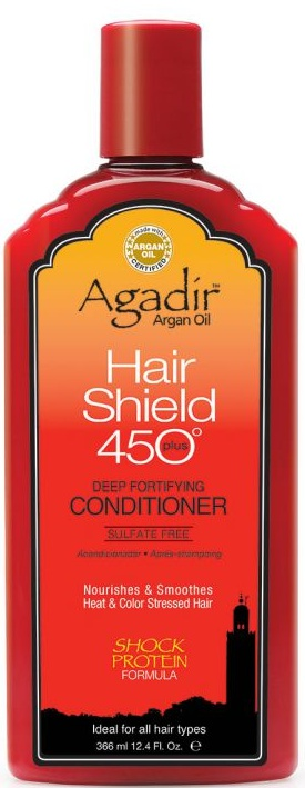 Agadir Argan Oil Hair Shield 450 Deep Fortifying Conditioner 12 oz