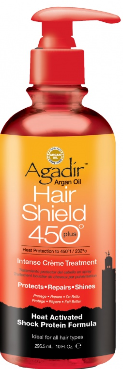 Agadir Argan Oil Hair Shield 450 Plus Creme Treatment 10 oz