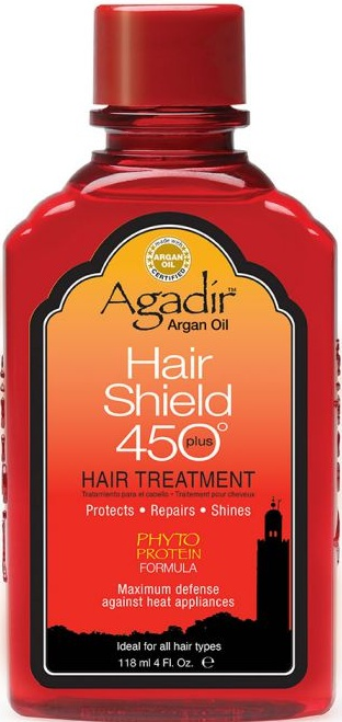 Agadir Argan Oil Hair Shield 450 Plus Hair Oil Treatment 4 oz