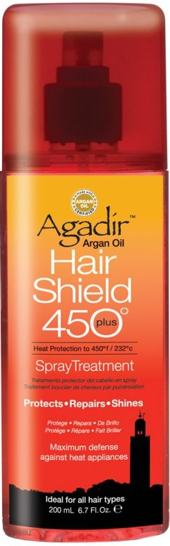 Agadir Argan Oil Hair Shield 450 Plus Spray Treatment 6.7 oz