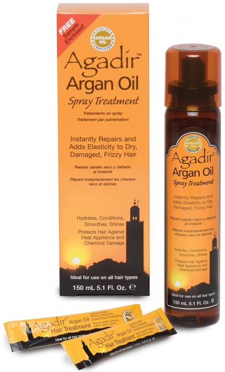 Agadir Argan Oil Spray Hair Treatment 5.1 oz