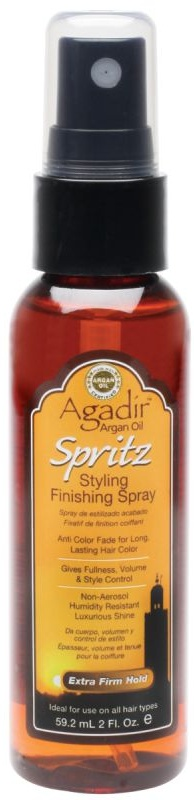 Agadir Argan Oil Spritz Finishing Spray 2 oz