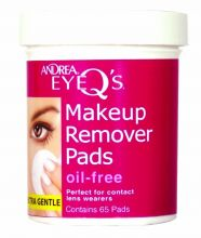 Andrea Eye Q Oil-Free Makeup Removing Pads
