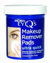 Andrea Eye Q Ultra Quick Makeup Removing Pads