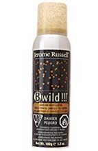 Jerome Russell B Wild Hair And Body Gold Glitter 3.5 oz