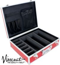 Vincent Master Case Small Red (VT10143-RD)